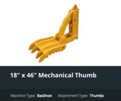 Backhoe Attachments